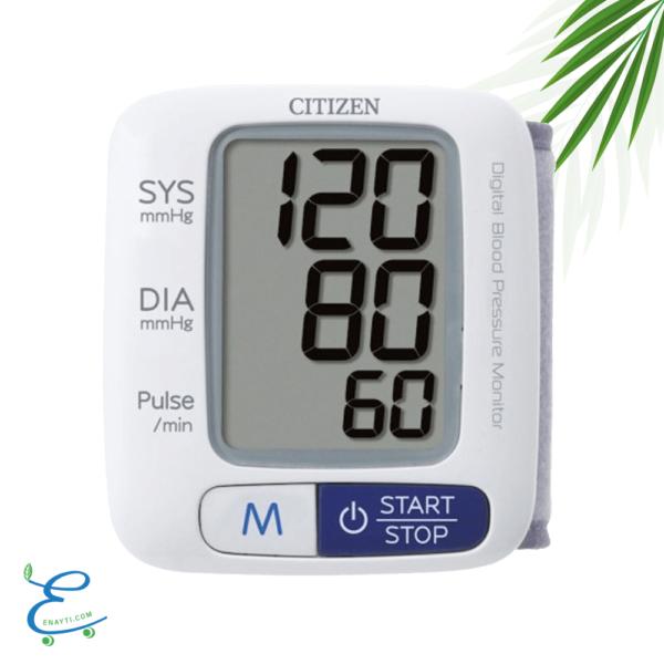 جهاز قياس ضغط الدم عبر المعصم سيتزن CH-650
