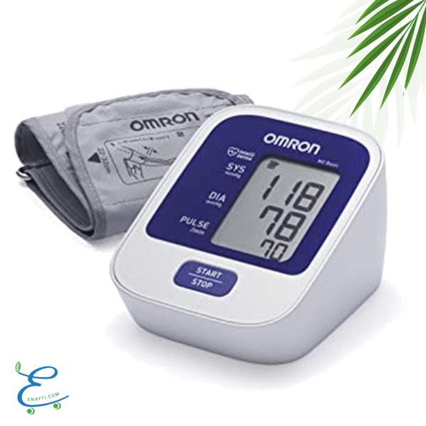 جهاز امرون M2 BASIC لقياس ضغط الدم
