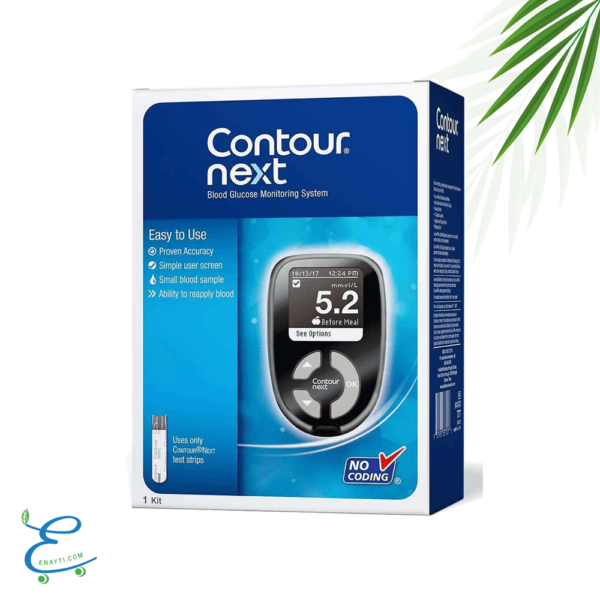 جهاز كونتور نيكست لاختبار نسبة السكر بالدم