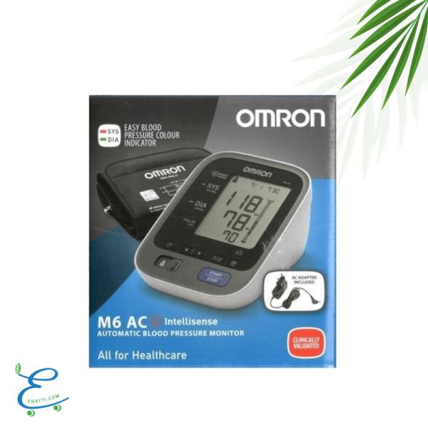 جهاز قياس ضغط الدم اومرون M6