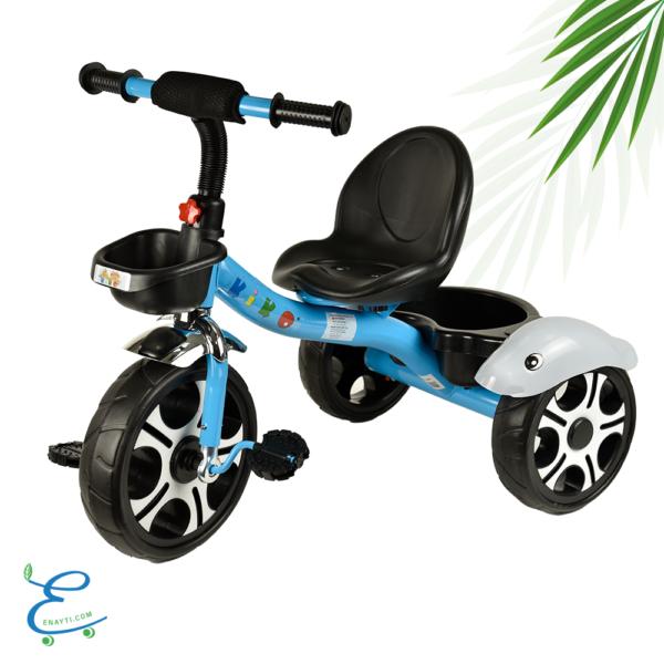 دراجة ثلاثية العجلات كيكو (+24)