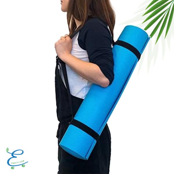 مرتبة سباكير تمارين باللون الأزرق 173x61x1.5cm