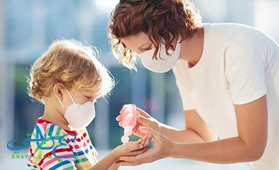 اهم اعراض فيروس كورونا عند الرضع