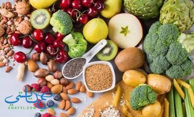 اهم مكونات الوجبة الغذائية المتكاملة
