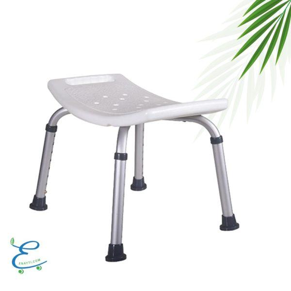 كرسي استحمام قابل لتعديل الارتفاع